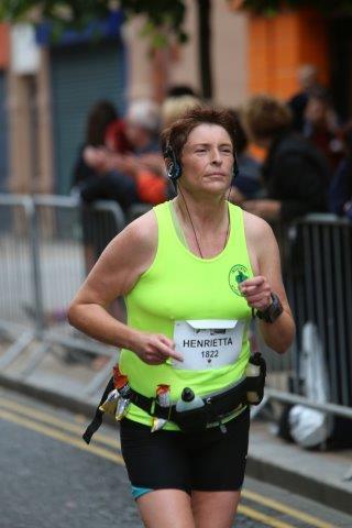 Walled City Marathon 155