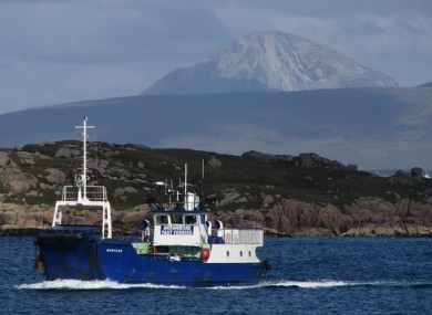 Hundreds Stranded On Arranmore Island As All Ferry Services Cancelled Donegal Daily
