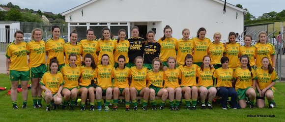 Donegal ladies seniors