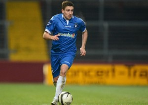 Shaun Kelly pictured here for Limerick, said the offer to join Derry City was too good to turn down.