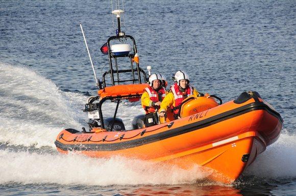 Bundoran RNLI Lifeboat today