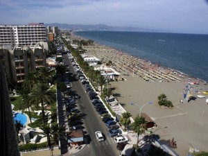 Torremolinos where the Killybegs teenager passed away.