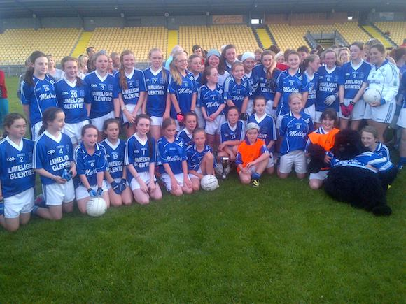 Champions of Donegal! Naomh Conaill U14s won the A Championship