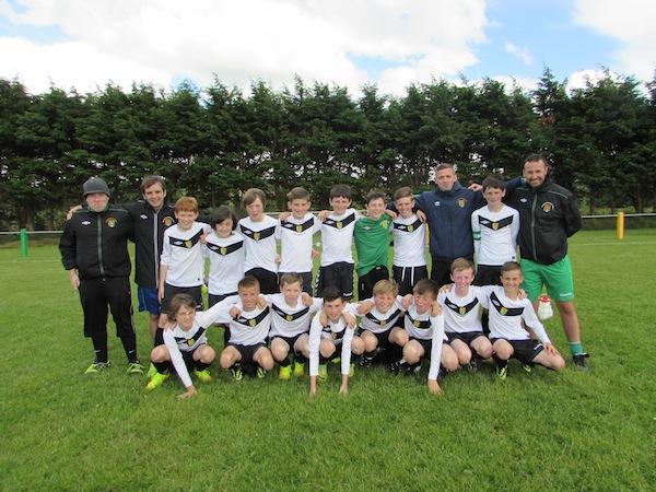 Donegal Under 12 Schoolboys team