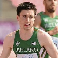 Superb run by Mark English