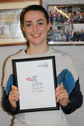 Shannon McLaughlin - Senior women's winner
