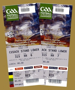 All-Ireland tickets will be hard to come by yet again for Donegal fans.
