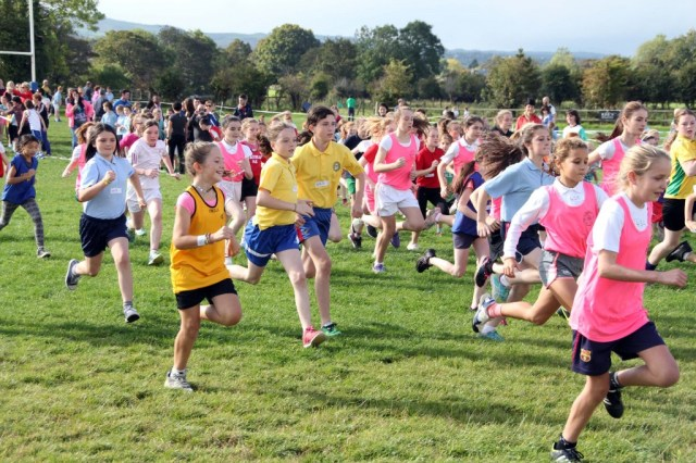 Donegal Schools Cross Country 16