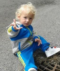 Tragic Joshua Coyle who was killed on Friday.