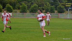A late wonder-goal from Donal Rodgers sent Dungloe reserves into the championship semi-final.