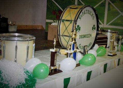 The big drum is set to bang once more!