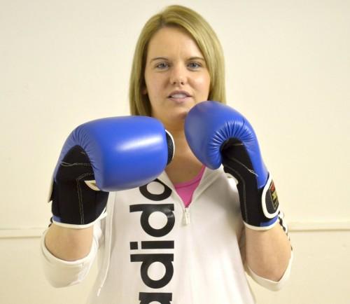Letterkenny Gaels Boxer Maggie Durning