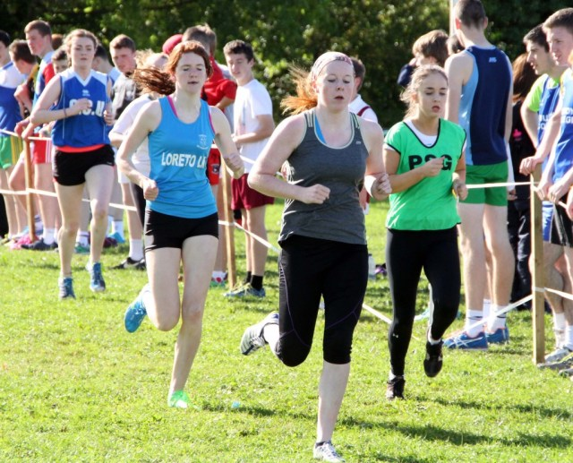 Donegal Secondary Schools Cross Country at Finn Valley 11