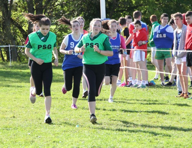 Donegal Secondary Schools Cross Country at Finn Valley 9