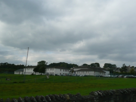 Errigal College in Letterkenny.