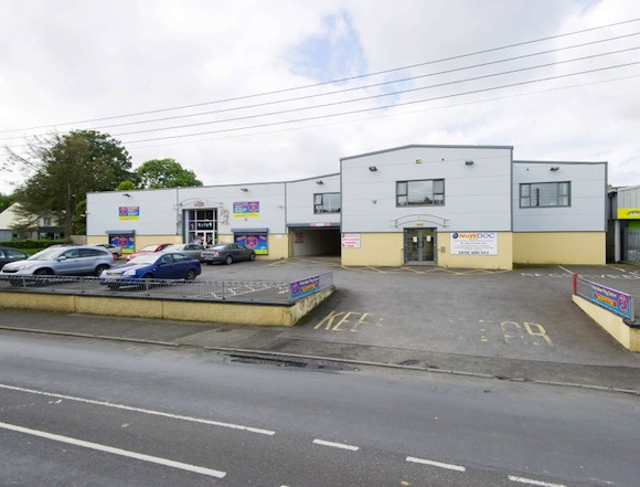 The building in Letterkenny which houses the NowDoc offices.