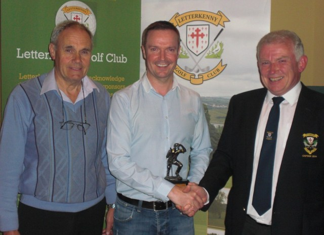 PAUL DOHERTY CAT 4 GOLFER OF THE YEAR 2014