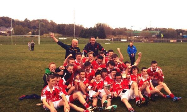 The winning St Michael's team