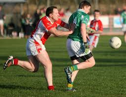 Adrian Sweeney was impressive for Dungloe again this afternoon, but he couldn't halt his side being defeated by Gaoth Dobhair in the Donegal SFC.