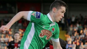 Cillian Morrison believes he can make a big impact at The Brandywell.