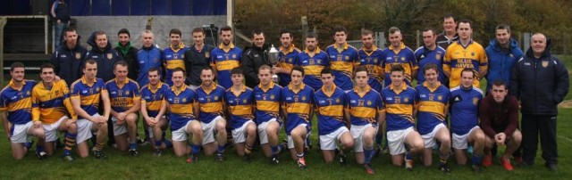 Kilcar: All-County League Division One Champions.