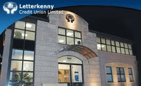The Letterkenny Credit Union is lending and open for business according to manager Gordon Randles.