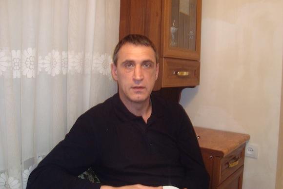 Liudas Vaisvilas who lives in Letterkenny.