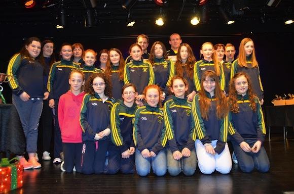 Glenswilly Girls Under 13 team