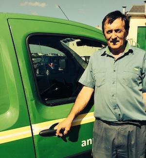 Postman Padraig Mac Eamharcaigh