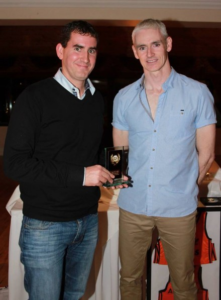 Performance Recognition - Paul McGee