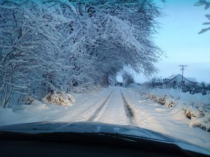 More snow and frezing conditions are forecast for Donegal this weekend and into next week.