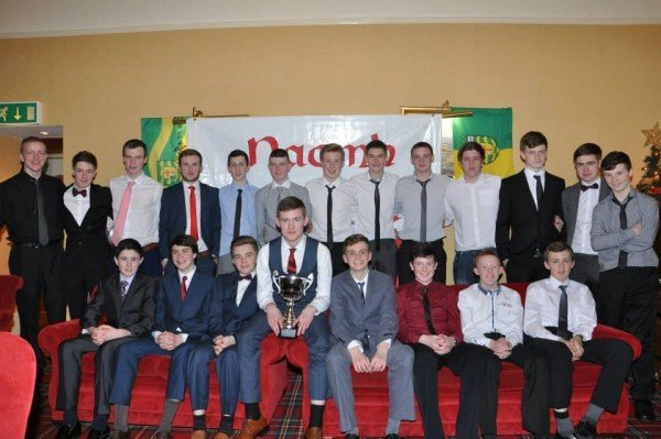 U 16 A County Champions.