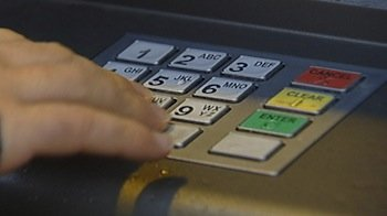 Pair tried to take man to cash machine to withdraw money.