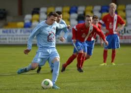 Letterkenny Rovers have signed Institute striker Paul McVeigh ahead of the new