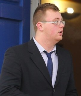 James Leedham got suspended jail sentence. Pic by Northwest Newspix.