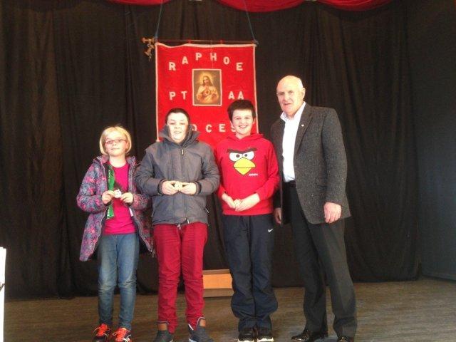 Sessiaghoneill Pioneer Centre Ballybofey Under 13