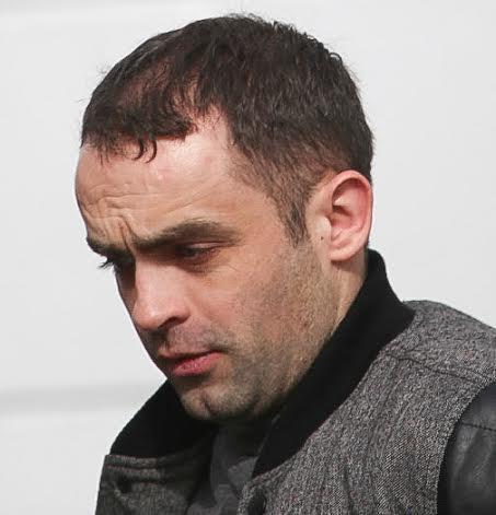 Kevin McMenamin leaving court