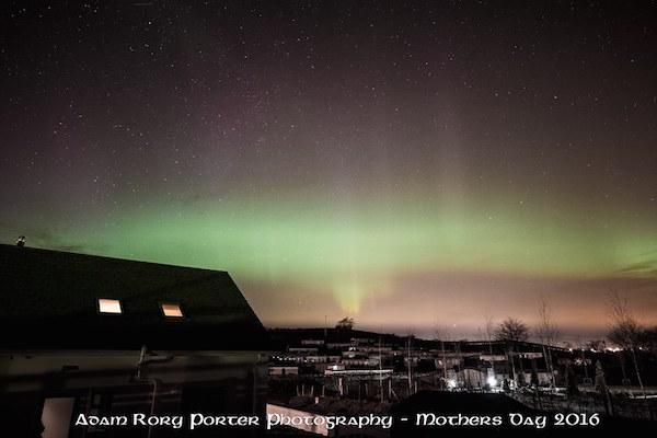 Adam Rory Porter took this wonderful image in Inishowen