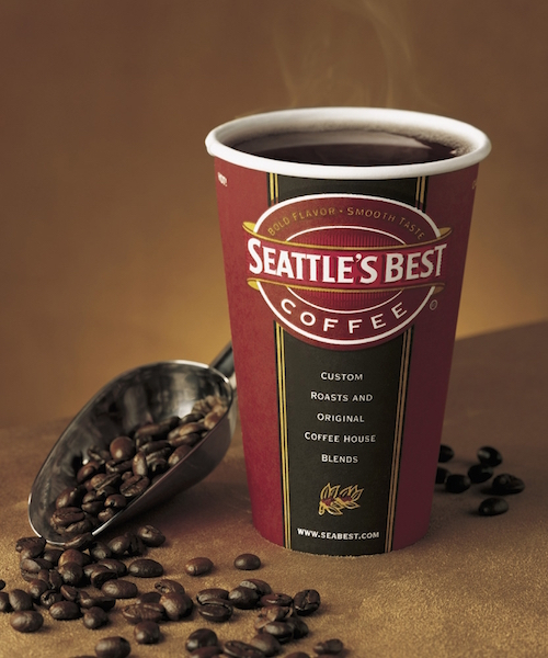Why not try some of Seattle's Best Coffee when you pop into Kernans?