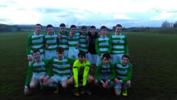 Lifford Celtic U16 boys have won the East Donegal League
