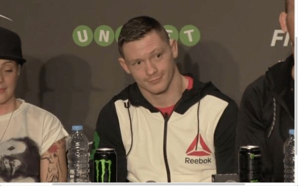 Joseph Duffy has predicted a 1st round KO for Conor McGregor.