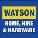 Watson Hire – home, hire & hardware store
