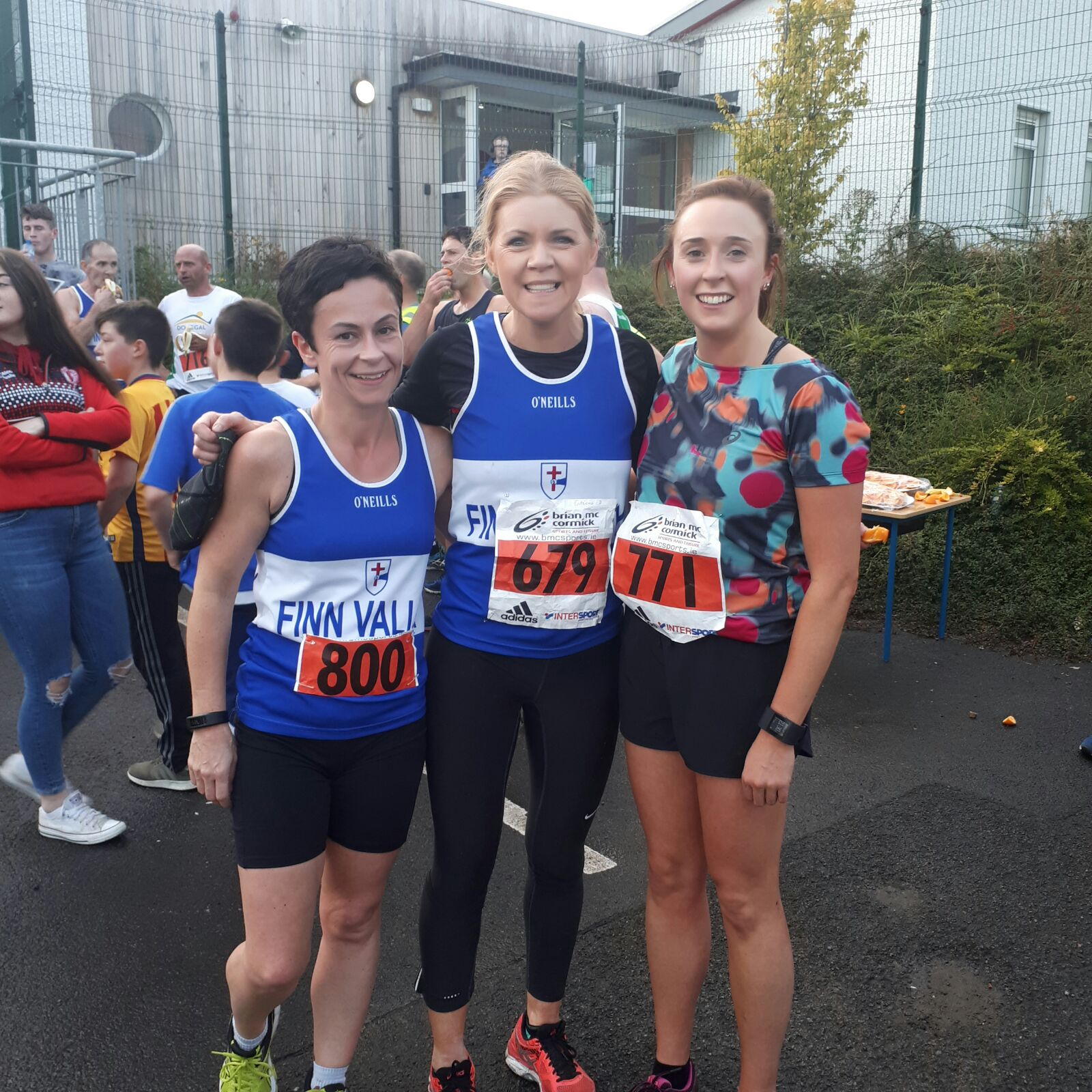 Ava Devine picture special and results: massive turnout for dromore ns