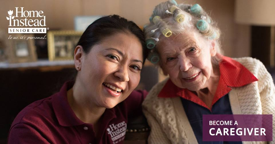 The many rewards of being a Home Instead CAREGiver in