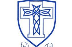 Naomh Conaill crest