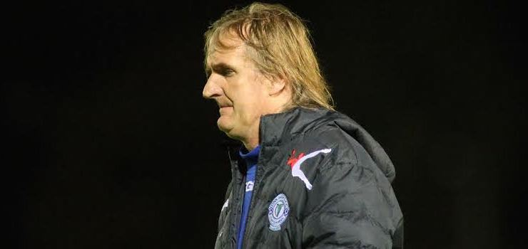 Relegation ramifications not yet on Ollie Horgan's mind with Finn Harps on the brink
