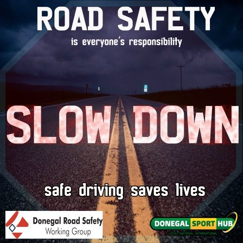 Donegal Road Safety ad