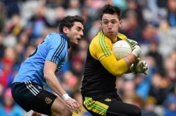 Dublin v Donegal Mark Anthony McGinley