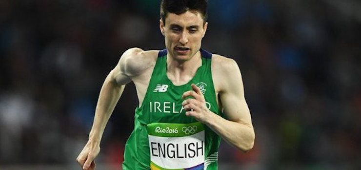 Mark English concludes indoor season with positive run in Athlone