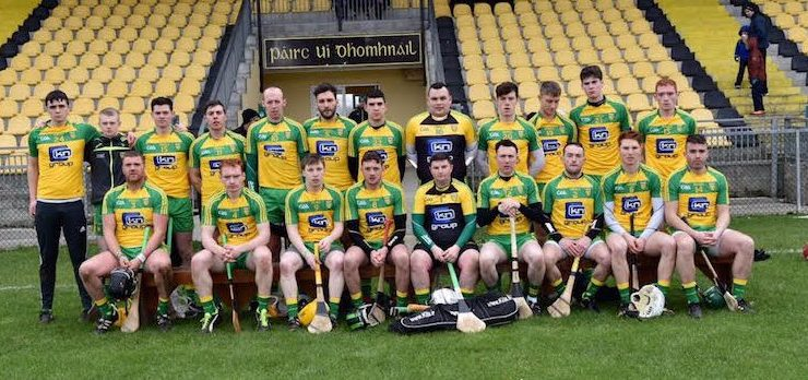 Donegal hurlers drawn away to Tyrone in Nicky Rackard Cup